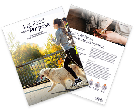 Pet Food with a Purpose e-book cover