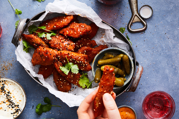 Plant Protein Wings